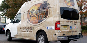 Van Wrap Ocean County NJ Johann Tile