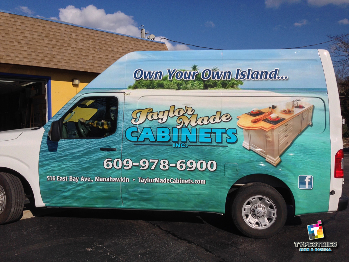 Vehicle Wrap Advertising